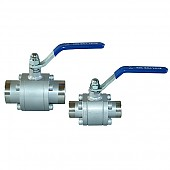 B3SO : Socket/Screw end ball valve